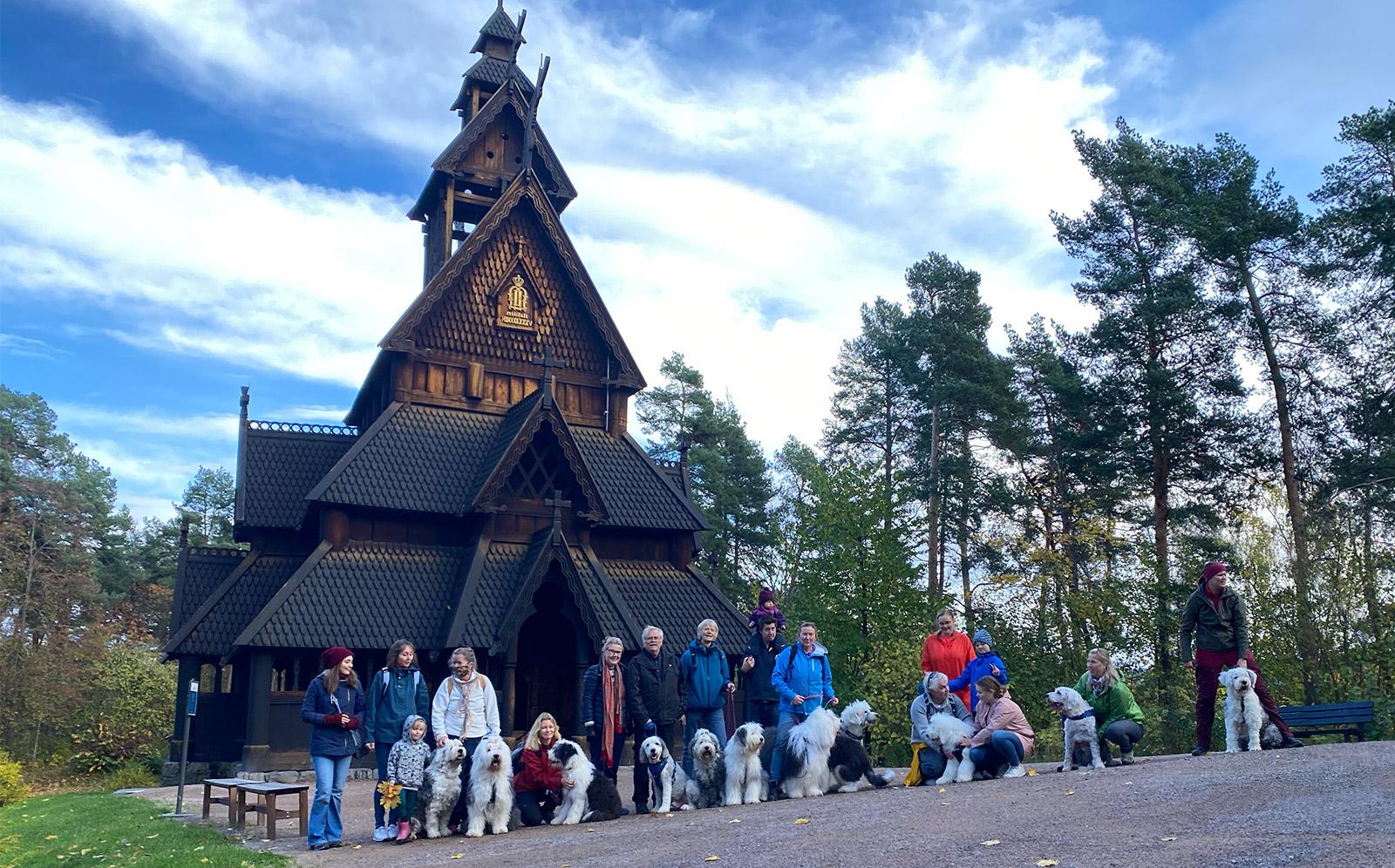 Labbetuss på Norsk Folkemuseum